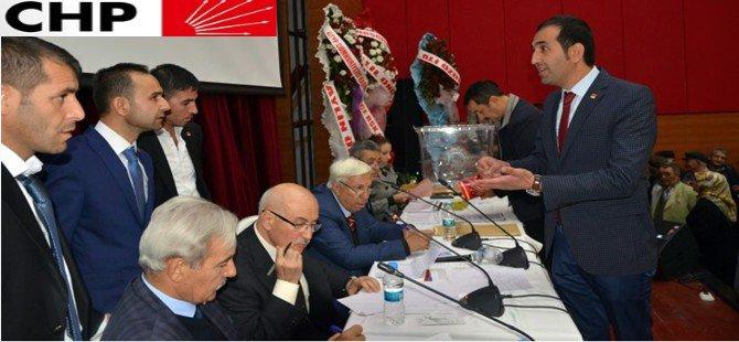 CHP Beypazarı İlçe Başkanlığı 10. Olağan Kongresini yaptı Ali UYSAL Tekrar Başkan Seçildi