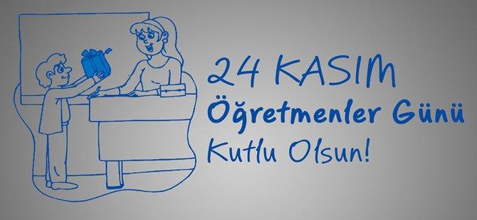 Beypazarı Belediye Başkanı Tuncer KAPLAN'ın Öğretmenler Günü Kutlama Mesajı