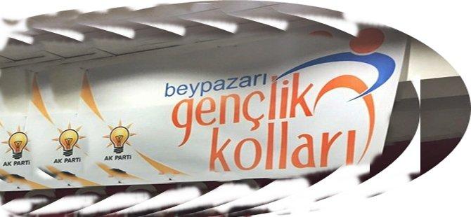 AK Parti Beypazarı İlçe Gençlik Kolları Başkanı Hüseyin Demirezen , 24 Kasım Öğretmenler Günü Mesajı