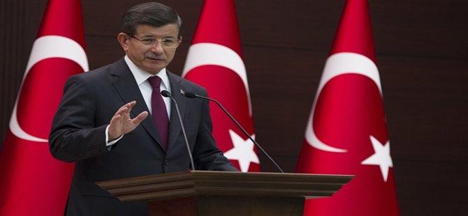 Başbakan Ahmet Davutoğlu 64.Hükümetin Bakanlar Kurulu Üyelerini Açıkladı.