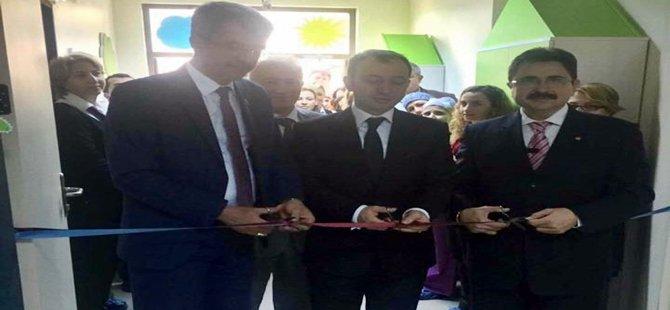 Beypazarı Devlet Hastanesine Gündüz Bakımevi ve Kreş  Açıldı