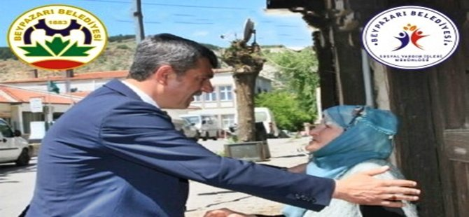 Ankara'nın  25 ilçesinin Örnek Belediyesi ''BEYPAZARI''