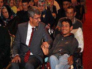 Beypazarı Belediye Başkanı Tuncer Kaplan'ın 3 Aralık Dünya Engelliler Günü   mesajı