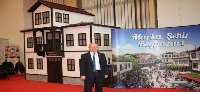 """BEYPAZARI TİCARET ODASI """"MARKA KENT BEYPAZARI'NI"""" ULUSLARARASI PLATFORMDA SEVENLERİYLE BULUŞTURDU..."""