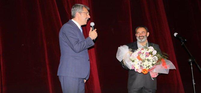 Beypazarı; Dursun Ali Erzincanlı'nın Birbirinden Güzel Şiirleri İle Unutulmaz Bir Akşam Yaşadı