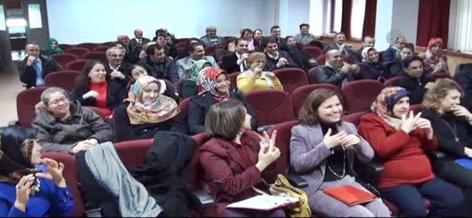 Beypazarı'nda İşaret Dili Eğitimi