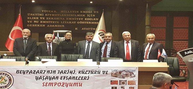 Beypazarı Kültür, Dayanışma ve Yardımlaşma Derneği Başkanı Dr Mehmet Çiftçi'nin Teşekkür Mesajı