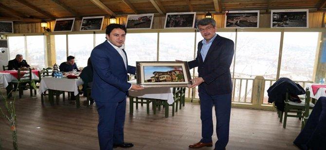 Seyitgazi Belediye Başkanı Beypazarı'nı Ziyaret Etti