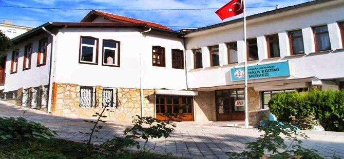 Beypazarı Halk Eğitim Merkezi Müdürlüğü İngilizce Kursu Açacak