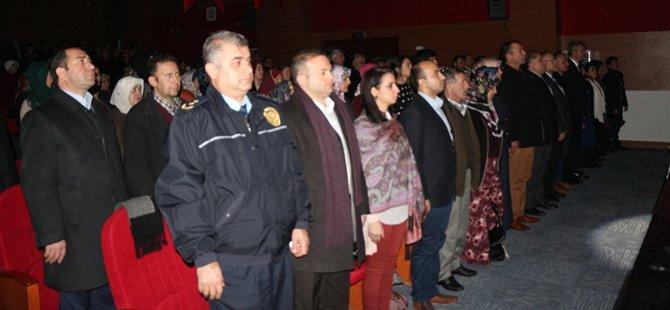 Beypazarı Belediyesi ''ŞEHİTLERİMİZİ'' Anma Gecesi Düzenlendi
