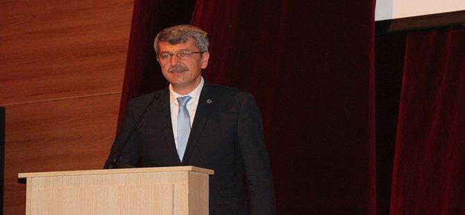 Başkan KAPLAN 2015-2016 Yılı Tamamlanan ve Yapımı Devam Eden Projeleri Anlattı