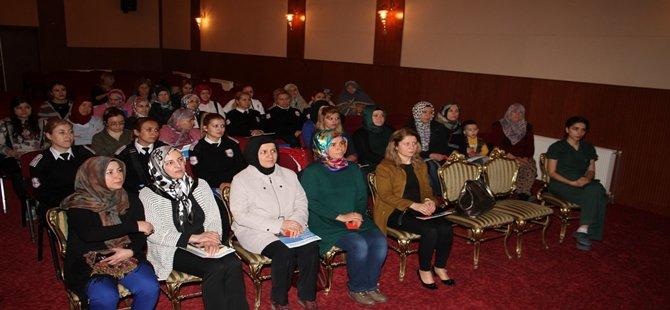 Beypazarı Belediyesi Kanserle Mücadele Semineri Düzenledi