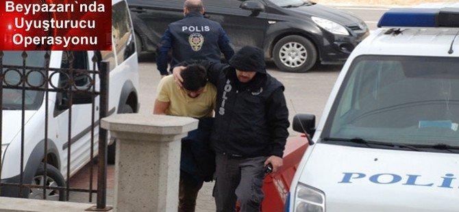 Beypazarı'nda Uyuşturucu Operasyonu Bir Kişi Tutuklandı