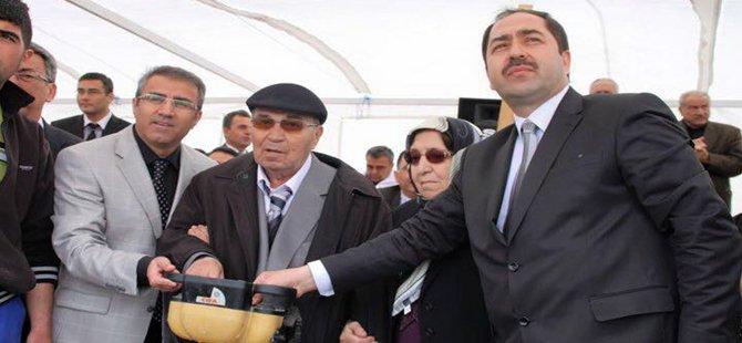 Beypazarı Karakoca Doğal Maden Suyu İşletme Sahibi Hacı Cemil ERCAN HAK'ka Yürüdü