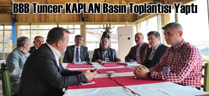 Beypazarı Belediye Başkanı Tuncer Kaplan'ın Seçilmesinin 2'ci Yılında Basının Sorularını Cevapladı