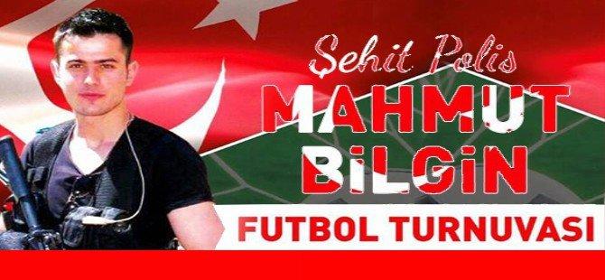 Şehidimiz Mahmut BİLGİN Anısına Futbol Turnuvası