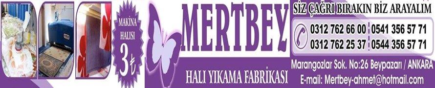 MERT BEY HALI Yikama BEYPAZARI'NIN HİZMETİNDE