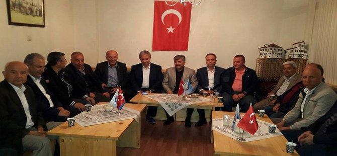 Beypazarı Kültür Yardımlaşma ve Dayanışma Derneğinin Başkanlığına Dr. Mehmet ÇİFTÇİ 4 Dönemde Seçildi