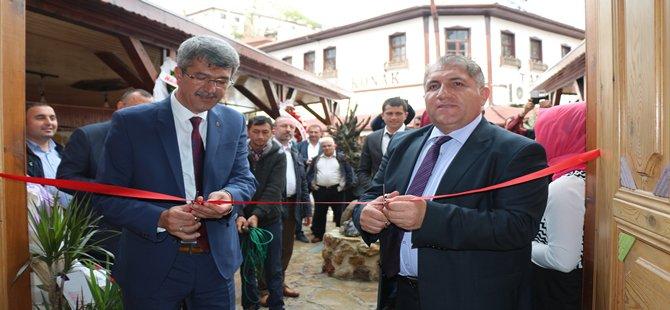 Beypazarı Turizmine yeni bir işletme daha katıldı '' ZERDE '' Cafe,Restaurant,Konaklama