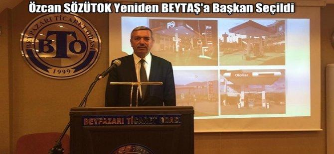 BEYTAŞ A.Ş Genel  Kurulunu Yaptı A.ÖZCAN SÖZÜTOK Yeniden Başkan Seçildi