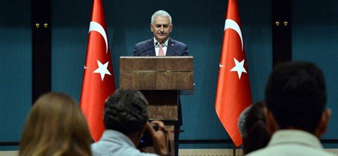 Cumhurbaşkanı Erdoğan, AK Parti Genel Başkanı ve İzmir Milletvekili Binali Yıldırım Başkanlığında Kurulan 65. Hükümeti Onayladı
