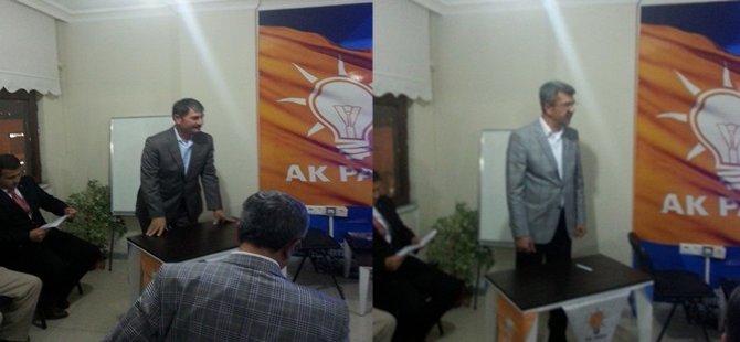 Ak Parti Beypazarı  İlçe Teşkilatı Divan Toplantısı Yaptı