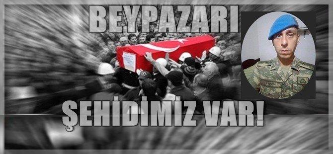 BEYPAZARI ŞEHİDİMİZ VAR!