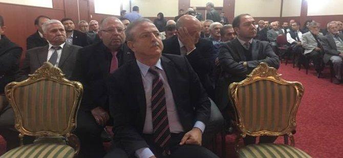 Beypazarı Kent Konseyi'nin Başkanlığına Ali Pekmezcioğlu Seçildi