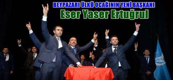 Beypazarı Ülkü Ocakları'nda Bayrak Değişimi Gerçekleşti,Değişim Sonrası  Ozan Manas'dan Muhteşem Konser