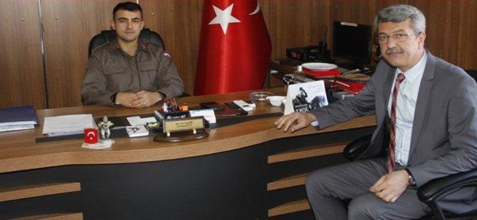 Beypazarı'nda Kayseri'deki Terör Saldırısına Tepkiler Sürüyor