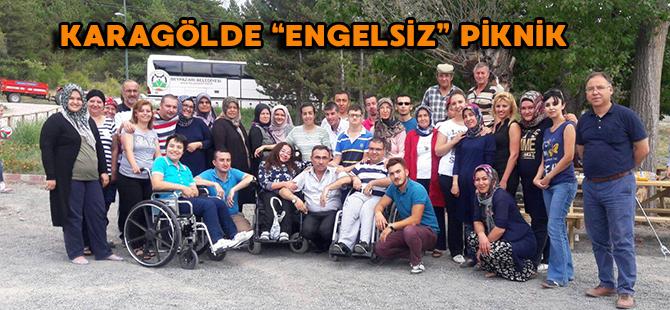 KARAGÖLDE ENGELSİZ PİKNİK