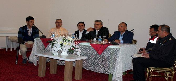 Beypazarı Kaymakamı Kadir EKİNCİ, Suriyeli Aileler İle Buluşma Toplantısı Düzenlendi