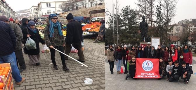 Beypazarı'nda Gençlerin Yeni Buluşma Adresi''GENÇLİK MERKEZİ''