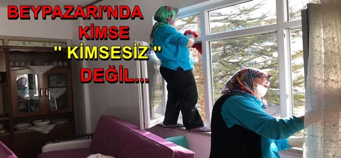 BEYPAZARI'NDA KİMSE '' KİMSESİZ '' DEĞİL...