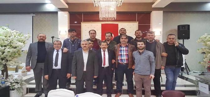 NALLIHAN'DA ESNAF BAŞKANLIK SEÇİMLERİ SONUÇLANDI