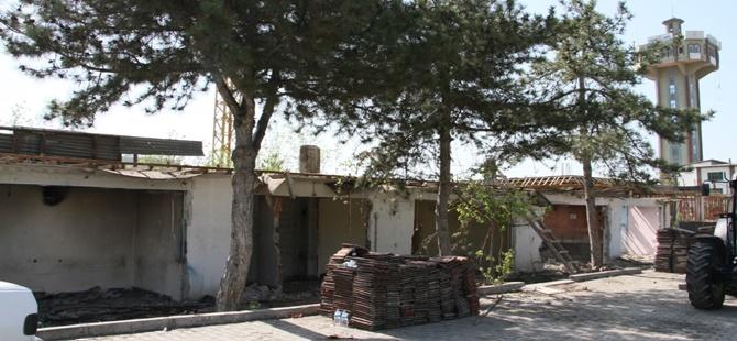 Beypazarı Belediyesi Çevre Düzenleme Çalışmalarına Devam Ediyor