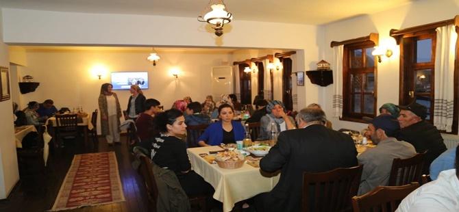 Başkan Kaplan ŞEHİT Aileleri ve Gazilerimiz ile İftarını Açtı