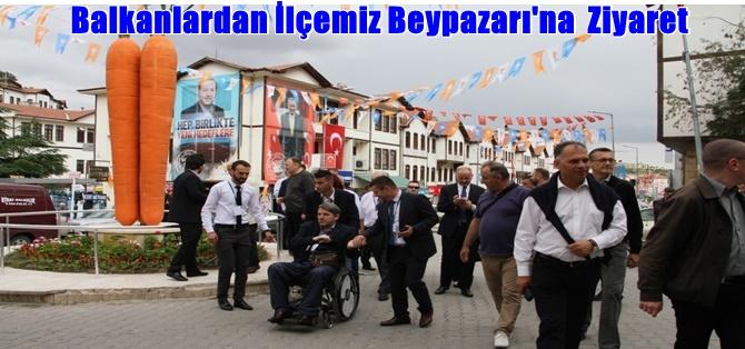 Balkanlardan İlçemiz Beypazarı'na  Ziyaret