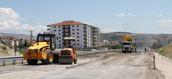 Beypazarı'nda Üst Yapı Çalışmaları Sürüyor