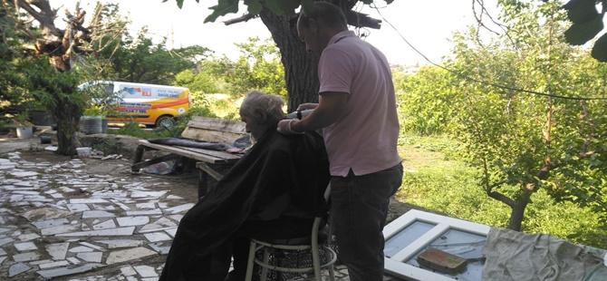 Beypazarı Belediyesi Evde Bakım ve Sağlık Hizmetleri Tüm Hızıyla Devam Ediyor