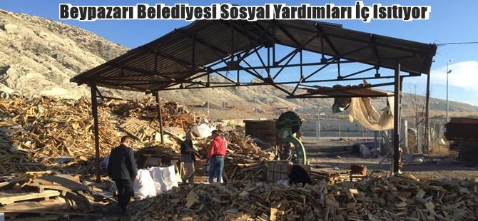 Beypazarı Belediyesi Sosyal Yardımları İç Isıtıyor