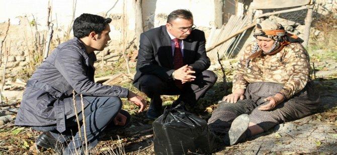 Beypazarı Belediyesi Kimsesizlerin  Kimsesi Olmaya Devam Ediyor