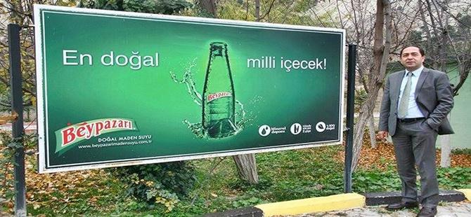 MADEN SUYU ÜRETİCİLERİ BEYPAZARI'NDA BİR ARAYA GELDİ