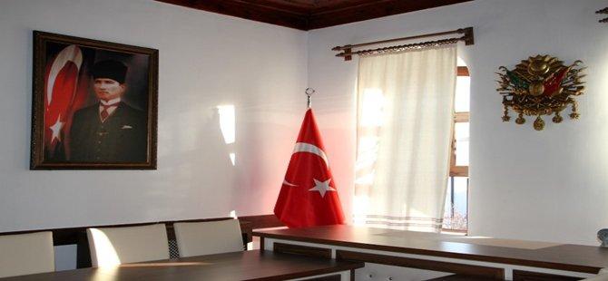 Beypazarı Belediye Başkanı Tuncer Kaplan'ın Basın açıklaması