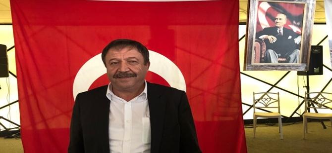Ankara Büyük Şehir Özel Kalem Müdürü Yüksel ARSLAN'dan Muhtarlarımıza Duyur