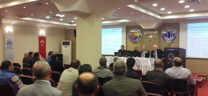 BTO Sektör Toplantıları Düzenliyor…