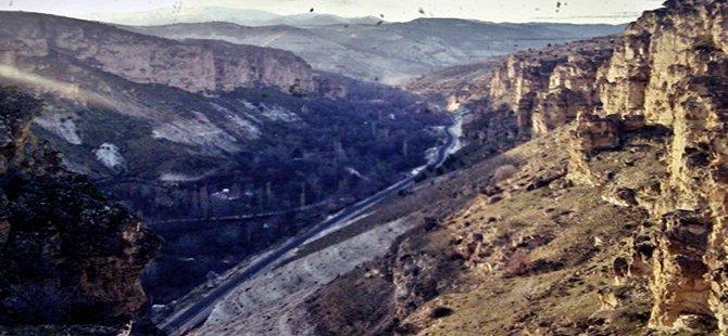 Beypazarı İnözü Vadisi Ankara'nın En güzel Vadisi Olacak