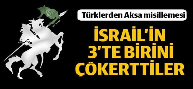 TÜRK Akıncı Hackerler İsrail'in 3'te 1'ini Çökertti