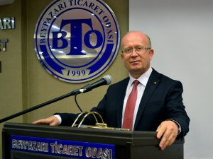 BTO Yön. Krl. Başkanı H.Necdet ÇALIŞKAN'ın 24 Kasım Öğretmenler Günü Kutlama Mesajı