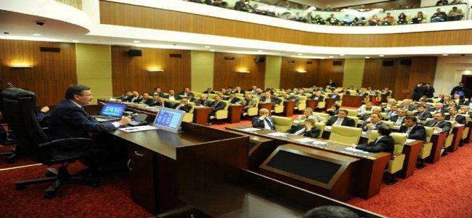 Ankara Büyükşehir Belediye Meclisi'nde Beypazarı'nın bütçesi oy birliği ile kabul edildi.